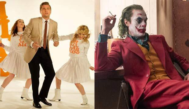 Joker Once Upon a Time in Hollywood