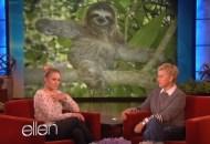 Kristen-Bell-sloth-video