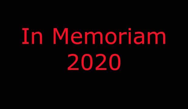 Celebrity Deaths 2020: In Memoriam Gallery - GoldDerby