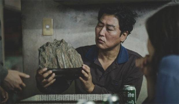 Parasite Song Kang Ho