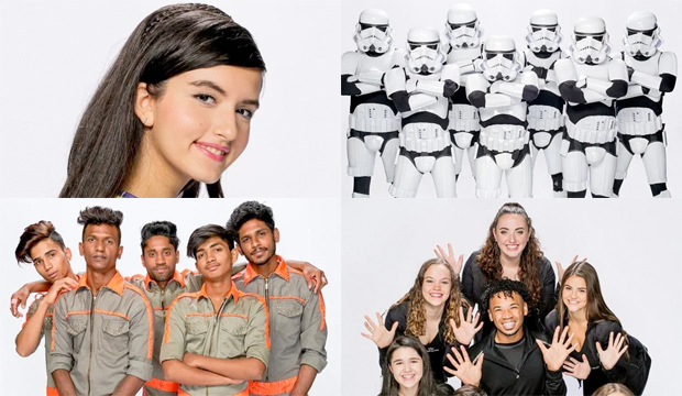 Vote for your favorite Golden Buzzer on 'AGT: The Champions' Season 2: Angelina Jordan, Boogie Storm, V.Unbeatable or Silhouettes? [POLL]