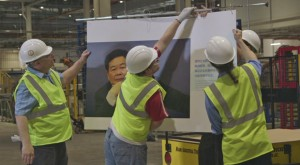 american factory oscars Workers at Fuyao Glass America