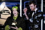 Billie Eilish at Grammys 2020