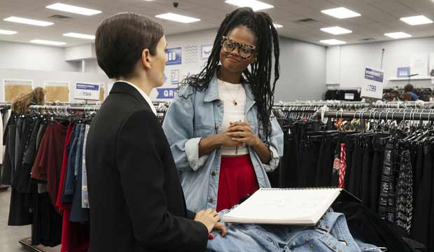 Project Runway Recap The Ultimate Upcycle Live Blog Goldderby