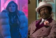 Jennifer Lopez in Hustlers, Eddie Murphy in Dolemite is My Name