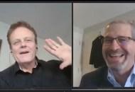 Keith Simanton and Tom O'Neil
