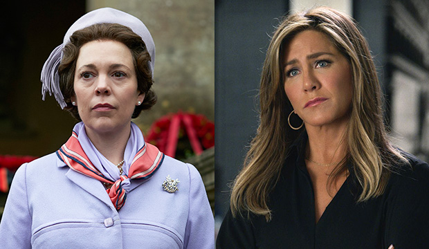 With Jennifer Aniston ineligible, who will win SAG Award for Best Drama Actress: Olivia Colman, Laura Linney … ?