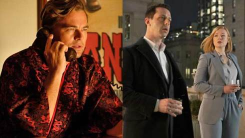 Once Upon a Time in Hollywood and Succession