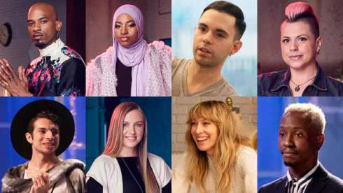 Project Runway eliminated designers