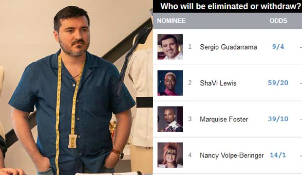 Time for Sergio Guadarrama to leave 'Project Runway'? Fans say his luck may run out in week 6