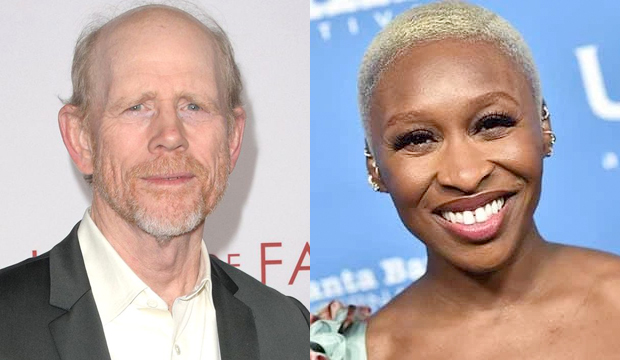 Ron Howard teases 'Genius' Season 3: Cynthia Erivo brings 'power and integrity' to Aretha Franklin [RED CARPET INTERVIEW]