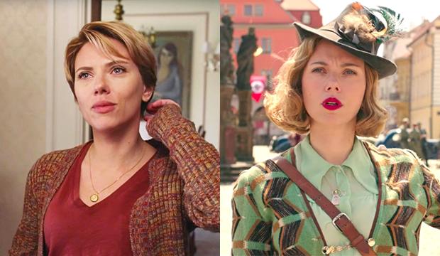Scarlett Johansson, Marriage Story; Jojo Rabbit