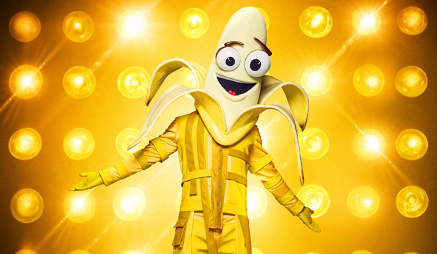 The Masked Singer Spoilers The Banana Is Bret Michaels Goldderby