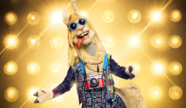 Everybody with a TV knows the Llama, but the 'Masked Singer' panel couldn't figure out the clues