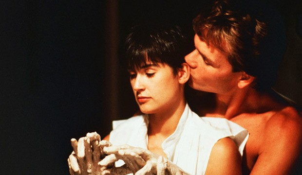 Greatest-Film-kisses-Ghost
