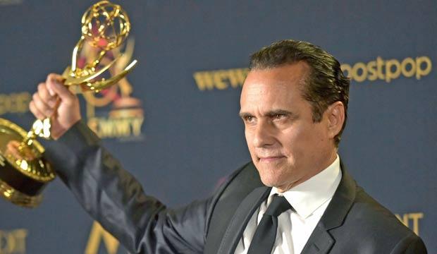 Maurice Benard wins Daytime Emmy for General Hospital