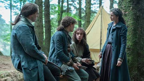 Outlander Free Will