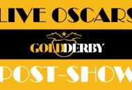 Live Oscars Post Show