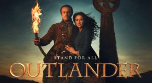 Outlander Season 5 logo