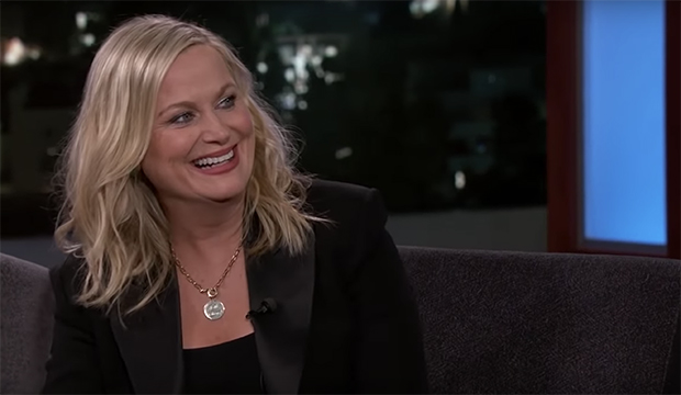 Amy Poehler is 'not sure why' the Golden Globes announced her and Tina Fey as 2021 hosts so damn early [WATCH]