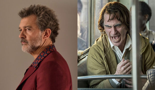 Could Antonio Banderas pull off the Oscar upset of the year? These Experts say he'll beat Joaquin Phoenix