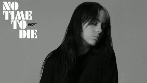 Billie Eilish, No Time to Die