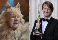cats judi dench Usa Academy Awards 2011 - Feb 2011 British Director Tom Hooper Holds His Oscar For Best Director For 'The King's Speech' During the 83rd Annual Academy Awards at the Kodak Theatre in Hollywood California Usa 27 February 2011 the Oscars Are Presented For Outstanding Individual Or Collective Efforts in Up to 25 Categories in Filmmaking United States Hollywood