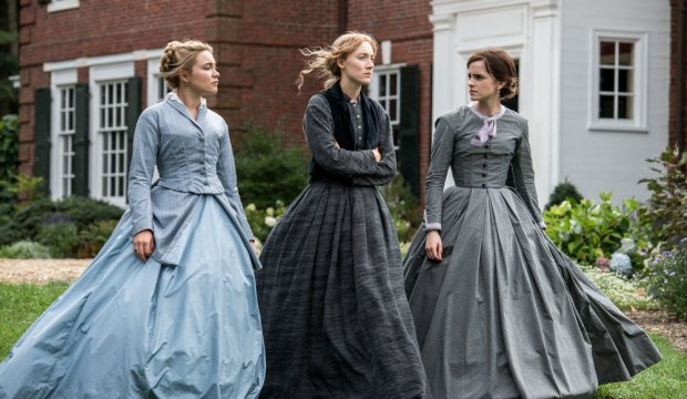 Little Women costumes