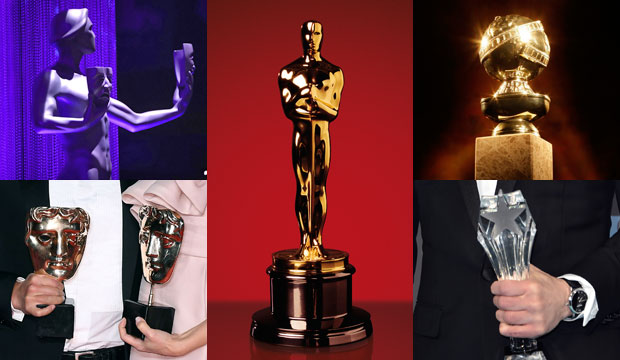 Oscars, SAG Awards, Golden Globes, BAFTAs, Critics Choice