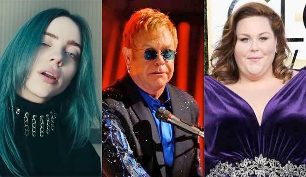 oscar-performers-Billie-Eilish-Elton-John-Chrissy-Metz