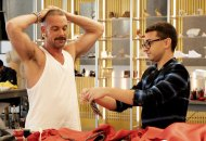 Geoffrey Mac and Christian Siriano on Project Runway