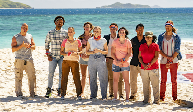 Here's how the 2 tribes on 'Survivor: Winners at War' are divided for Season 40