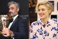 73rd British Academy Film Awards, After Party, Arrivals, Grosvenor House, London, UK - 02 Feb 2020 Taika Waititi greta gerwig