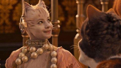 'Cats' Film - 2019 Francesca Hayward as Victoria
