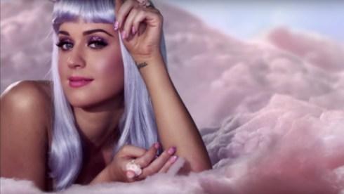 Katy Perry California Gurls video