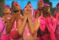 Lady Gaga in Stupid Love video