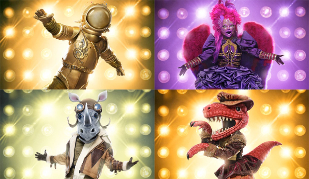 masked-singer-astronaut-night-angel-rhino-t-rex
