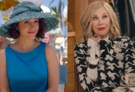 Rachel Brosnahan, The Marvelous Mrs. Maisel; Catherine O'Hara, Schitt's Creek