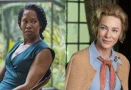Regina King in Watchmen, Cate Blanchett in Mrs. America