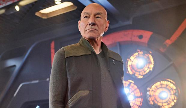 'Star Trek: Picard' Emmy interviews: Patrick Stewart, showrunner Michael Chabon and more [WATCH]