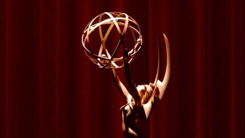 Emmy Award statuette trophy atmosphere 4