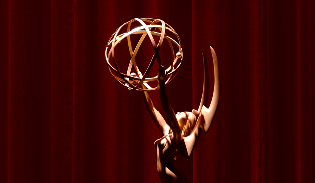 Emmy Award statuette trophy atmosphere 4