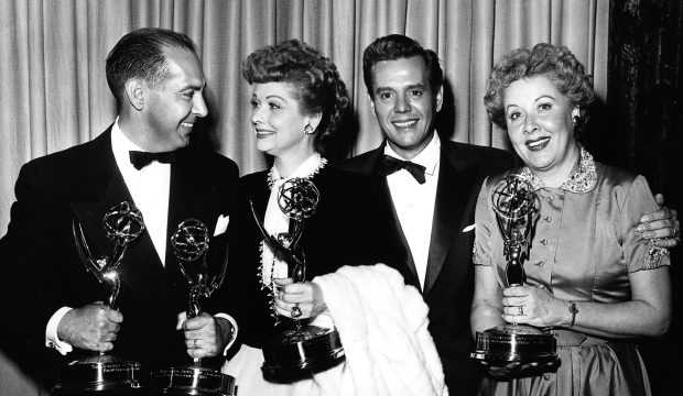 I Love Lucy 1956 Emmys