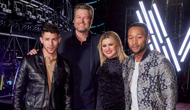 'Bring them back': 66% of 'The Voice' fans say Blake, Kelly, John and Nick were best coaching panel ever [POLL RESULTS]