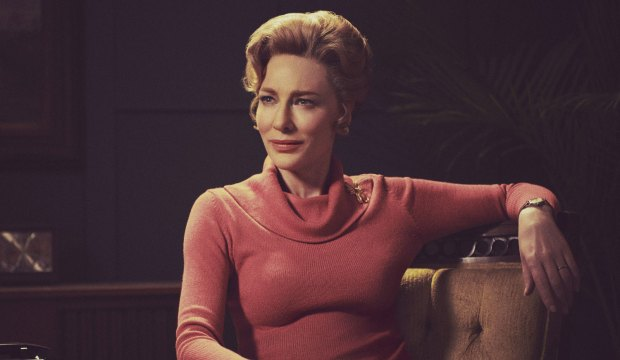 Cate Blanchett in Mrs. America