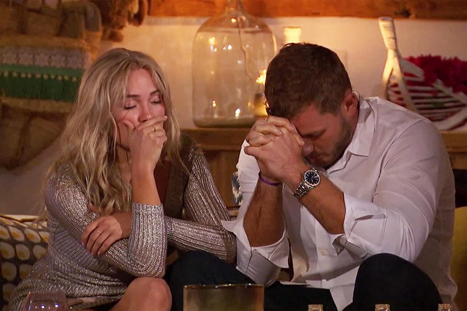 Colton Underwood's 'Bachelor' contract has ended, so he's now spilling the tea: 'There were lines crossed' by production