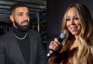 Drake and Mariah Carey
