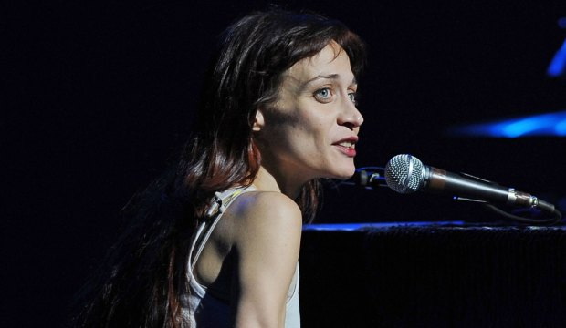 Fiona Apple performs at the Fillmore , Miami Beach, USA - 30 Sep 2012 Fiona Apple performs at the Fillmore Miami Beach on in Miami Beach, Florida
