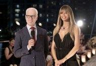 Heidi Klum and Tim Gunn in Making the Cut episode 8, Brand Evolution