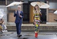 Heidi Klum and Tim Gunn in Making the Cut episode 7, Digital Marketing Campaign